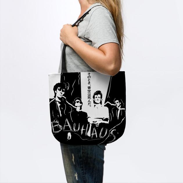 Bauhaus 80s Post Punk Design