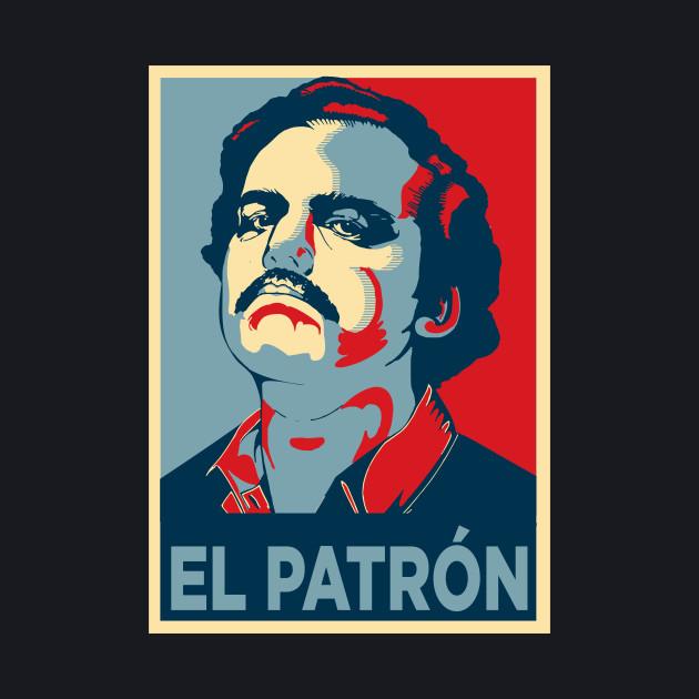 Pablo Escobar El Patron