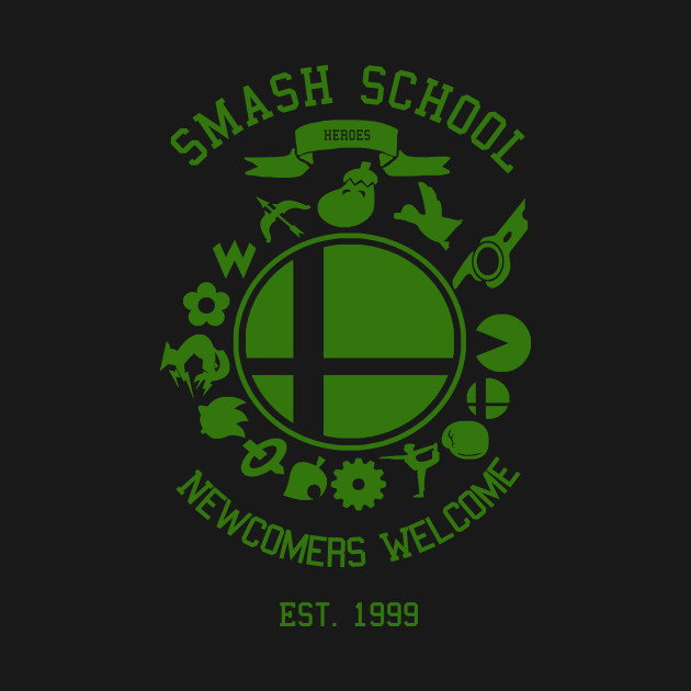 Smash School Newcomer (Green)
