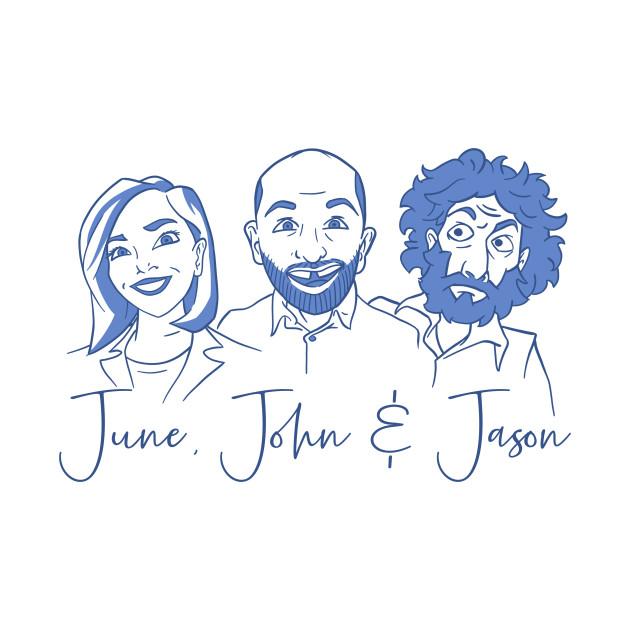 June, John, and Jason