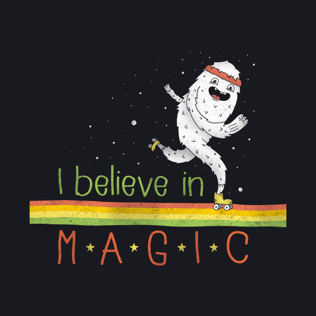 MAGIC IS REAL!