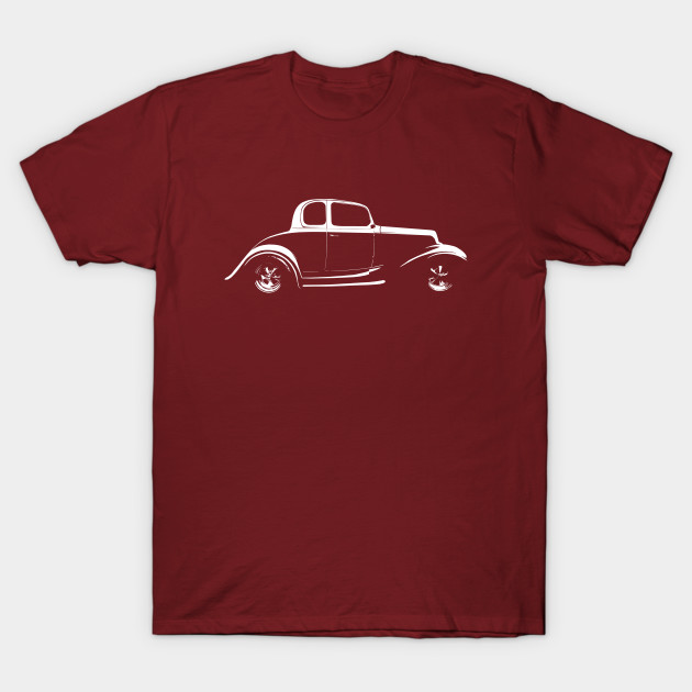 Chevy T Shirts >> 1933 Chevy Coupe