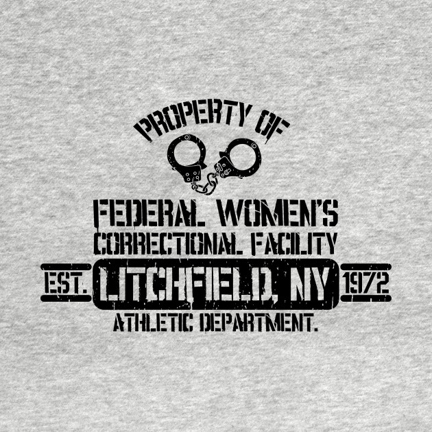 Litchfield - Athletic Dept - Orange is the New Black