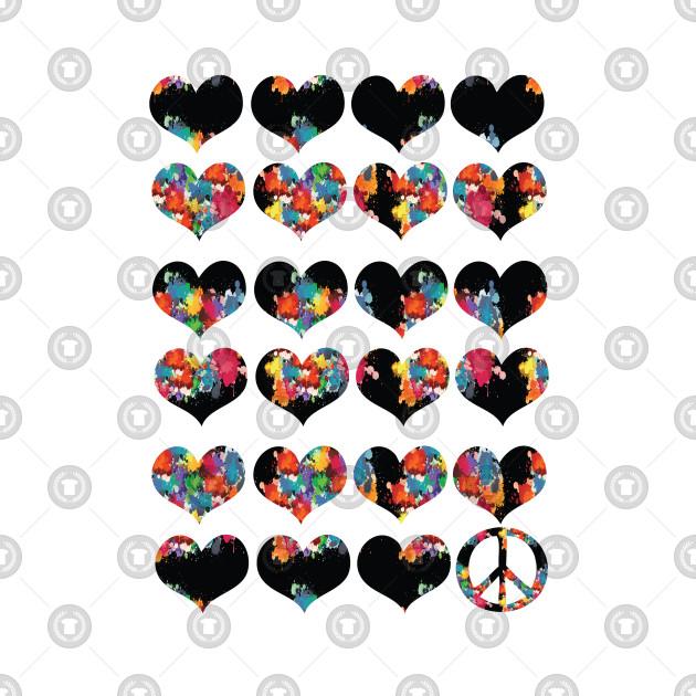 LOVE LOVE & PEACE