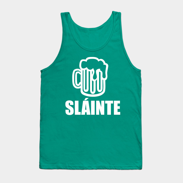 St. Patrick's day beer Tank Top