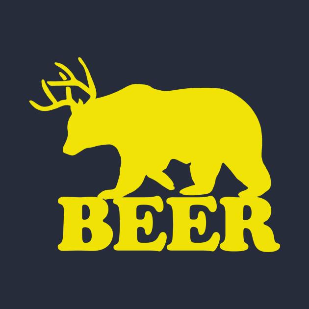 """Funny """"Beer"""" Design"""