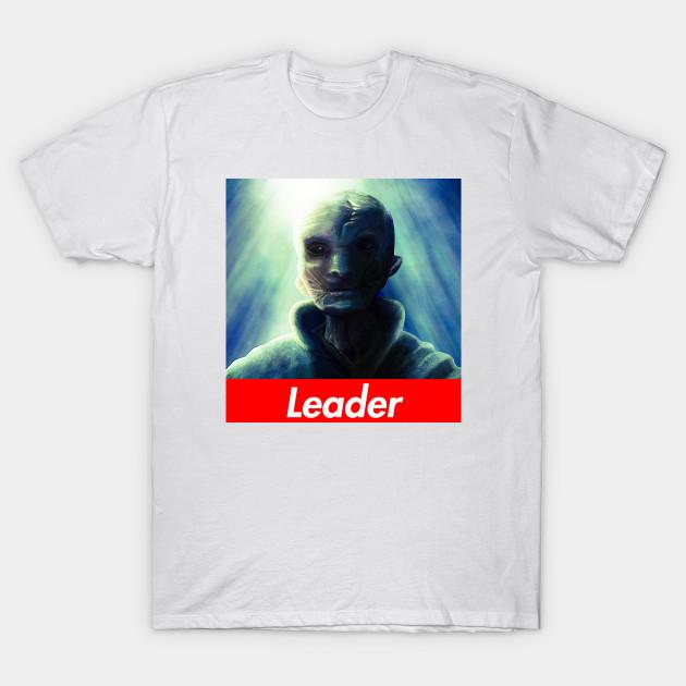 f97adb2f2e08 Supremely Supreme Leader - Snoke - T-Shirt