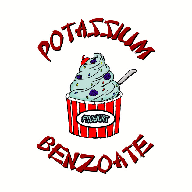Frogurt Potassium Benzoate