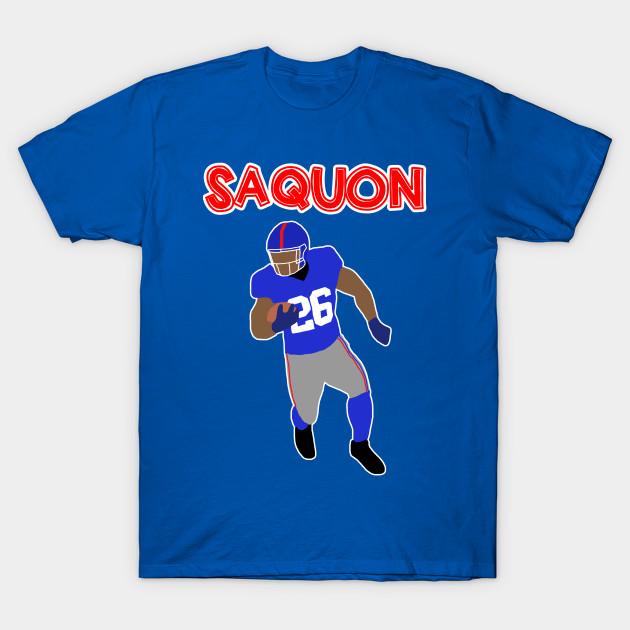 Saquon Barkley - New York Giants - Giants - T-Shirt  fe708d080