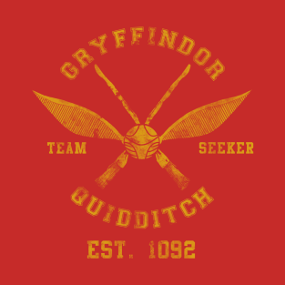 Abercrombie & Quidditch t-shirts