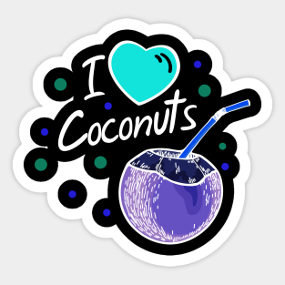 You Drive Me Coconuts Beach Holiday Funny Slogan Womens Baseball Top