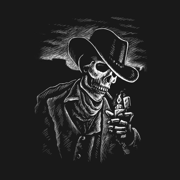 Skeletal Southern Smok...