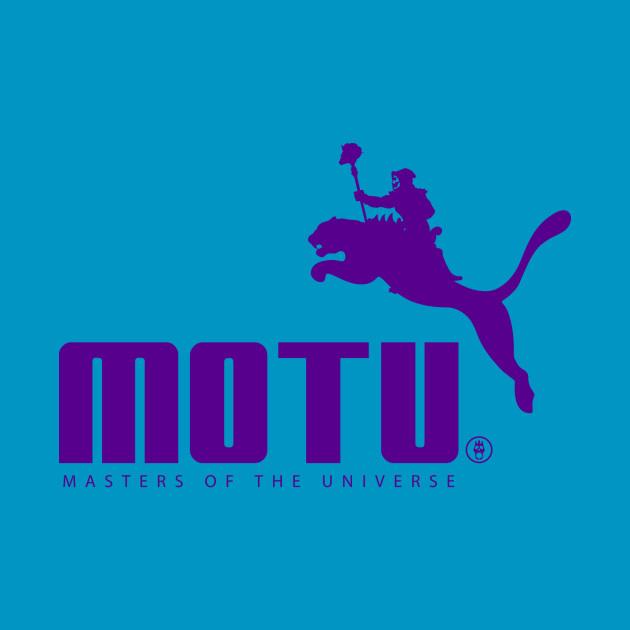 MOTU Skeletor with Staff - Purple