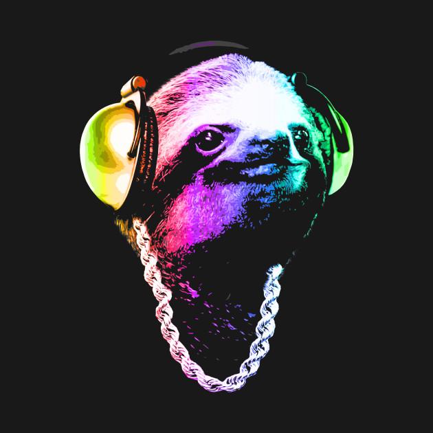 Sloth (Rainbow B-Boy Style)