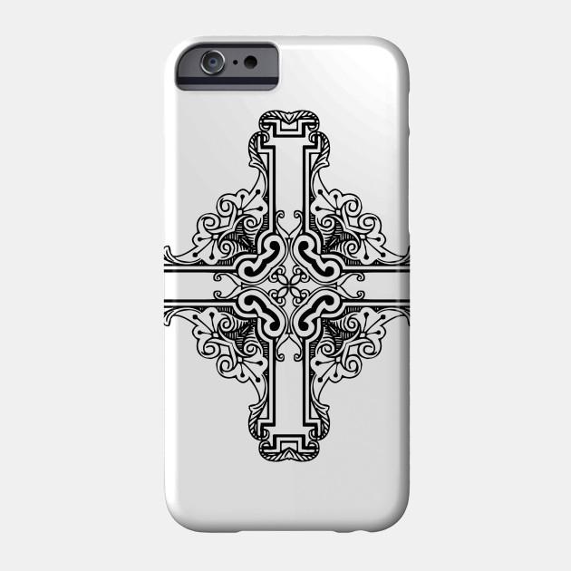 Ancient Cross Ancient Greece Phone Case Teepublic
