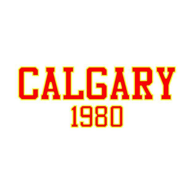 Calgary 1980