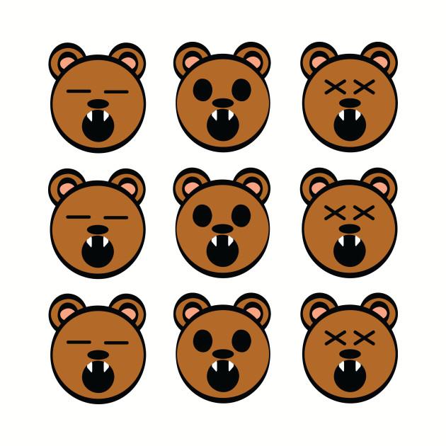 Scare Bear Trio