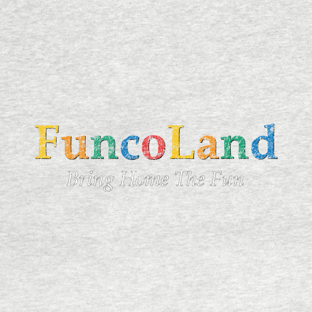 Funcoland Logo (Vintage Style)