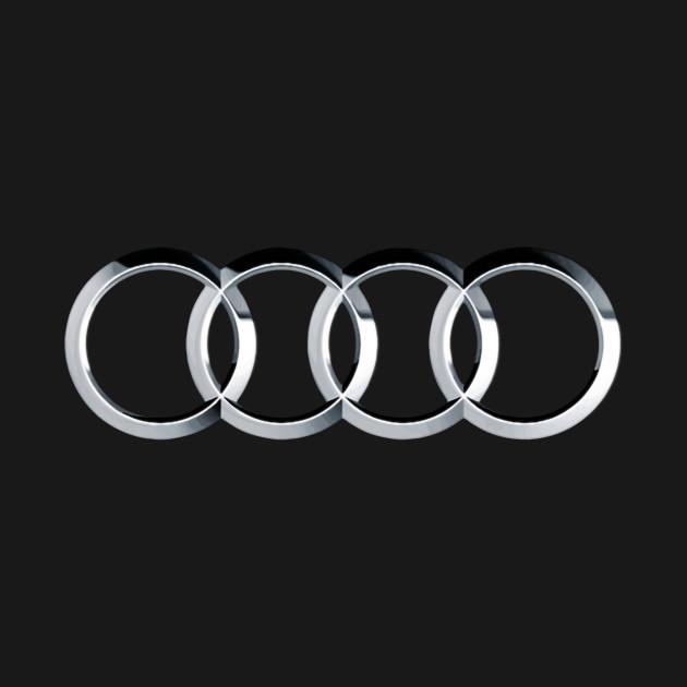 Audi Logo - Audi Logo - T-Shirt