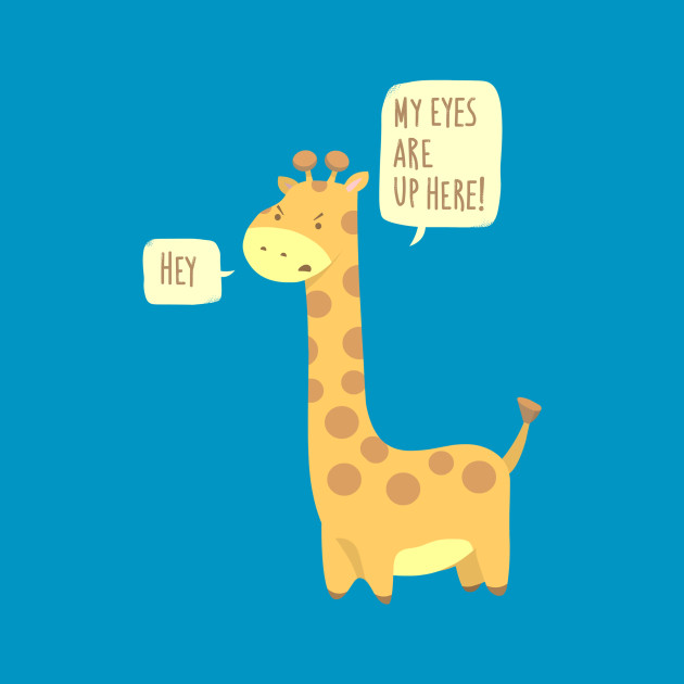 Giraffe Problems!