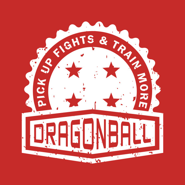 Crest Series Dragonball T-Shirt