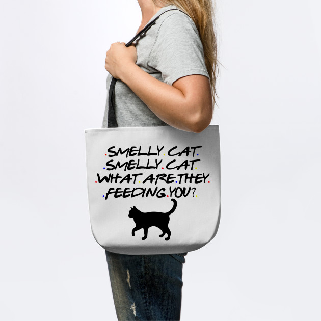 Smelly cat what are they feeding you? Friends tv show