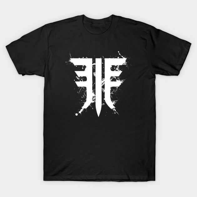 f8a05cac383 Destiny 2 - Forsaken Emblem - White Splats - Destiny 2 - T-Shirt ...