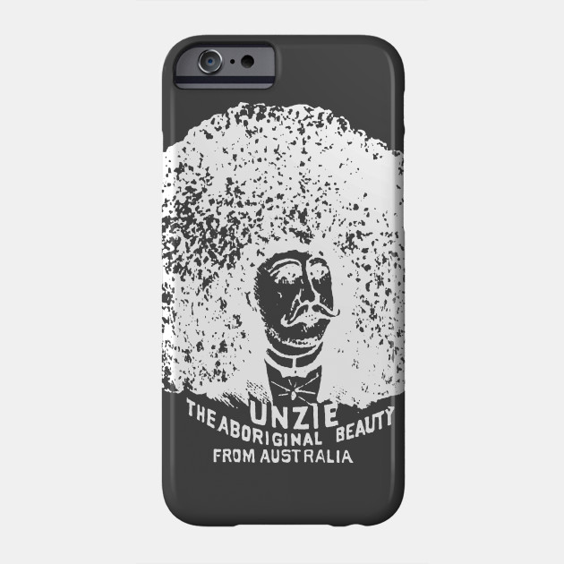 THE BEAUTY FREAKS THE ALBINO iphone case