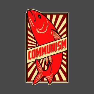 Just A Red Herring t-shirts