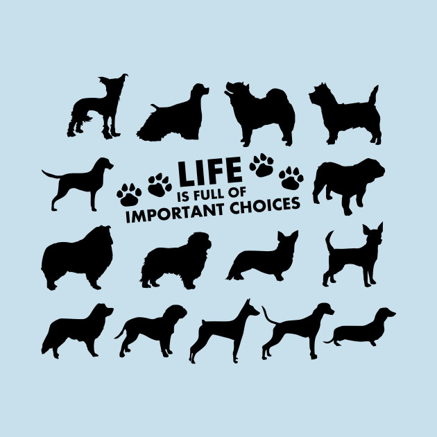 Important Choices Dogs