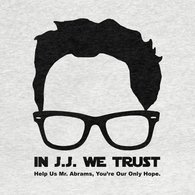 In J.J. We Trust - Stencil Shirt