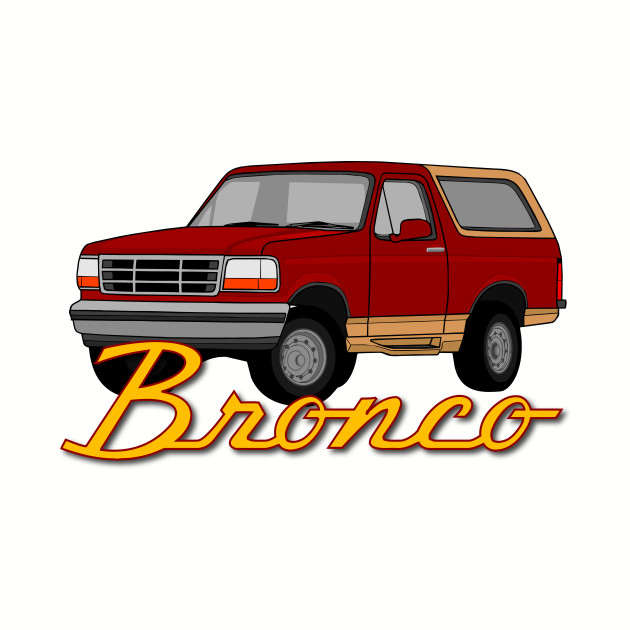 Reena's Bronco