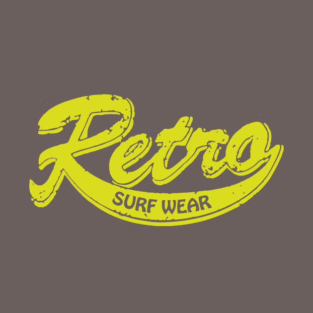 Retro Surf Wear