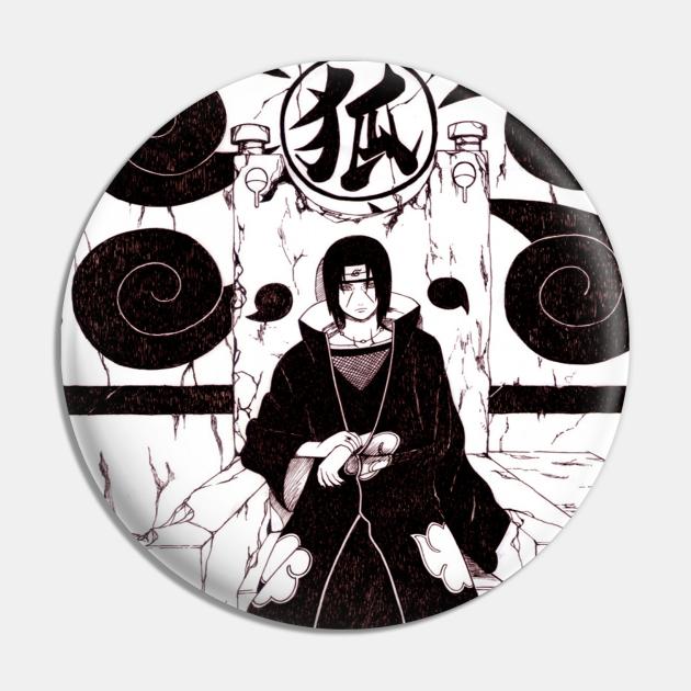 Naruto - Itachi Uchiha Akatsuki, Manga