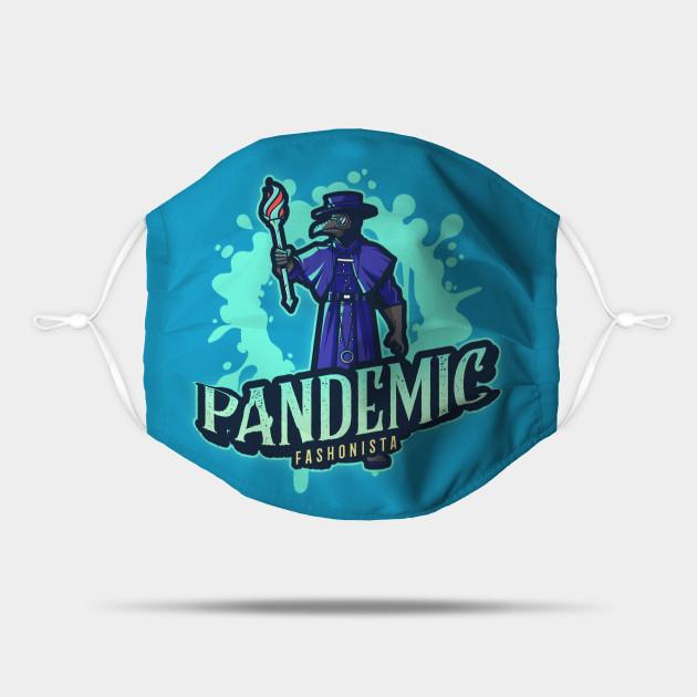 Covid 2021 Pandemic Plague Fashion Fashonista - Pandemic ...