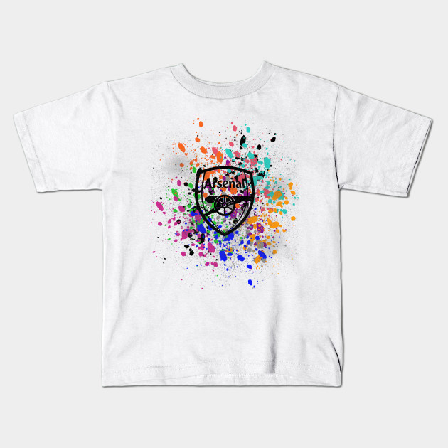 5787d5bf3 Watercolor Arsenal - Arsenal - Kids T-Shirt
