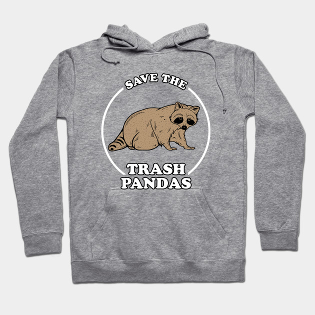 Save The Trash Pandas
