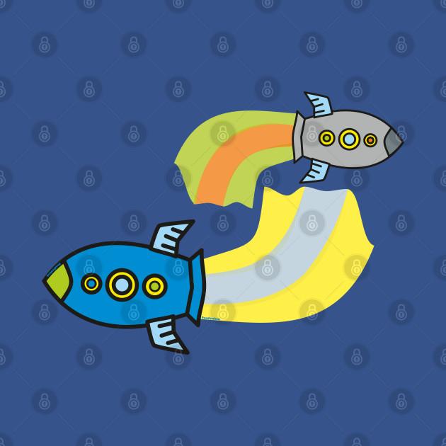 Rocket kawaii