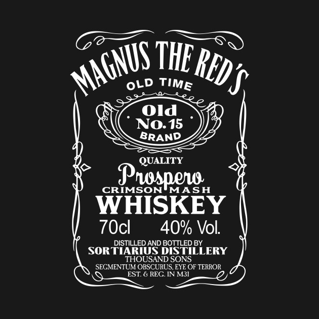 Magnus the Red's Whiskey