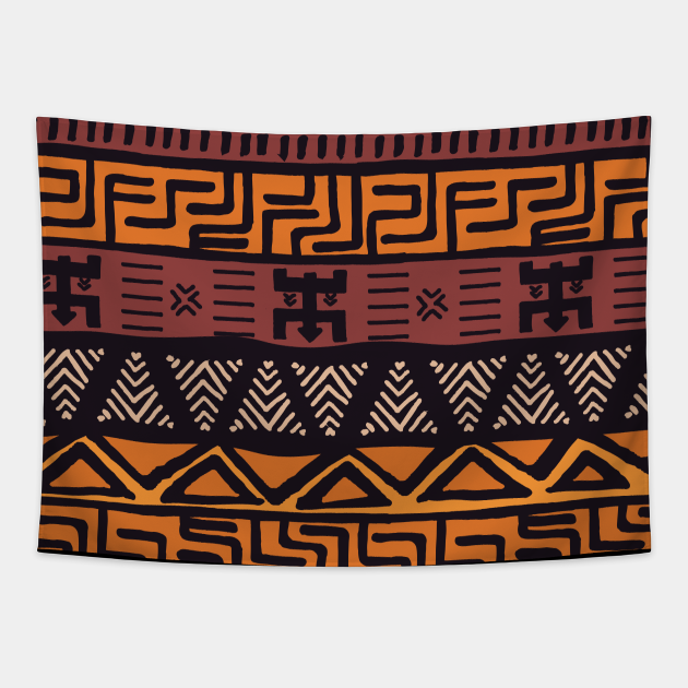 African Tribal Pattern