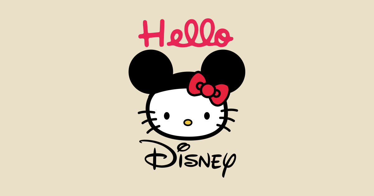 2adf23100 Hello Kitty Disney Vacation - Hello Kitty - Kids T-Shirt | TeePublic