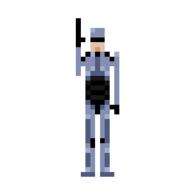 8-bit Robocop
