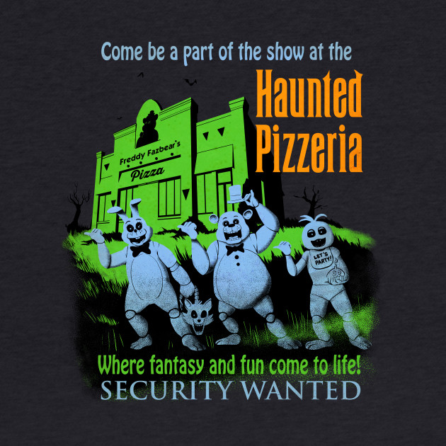 The Haunted Pizzeria