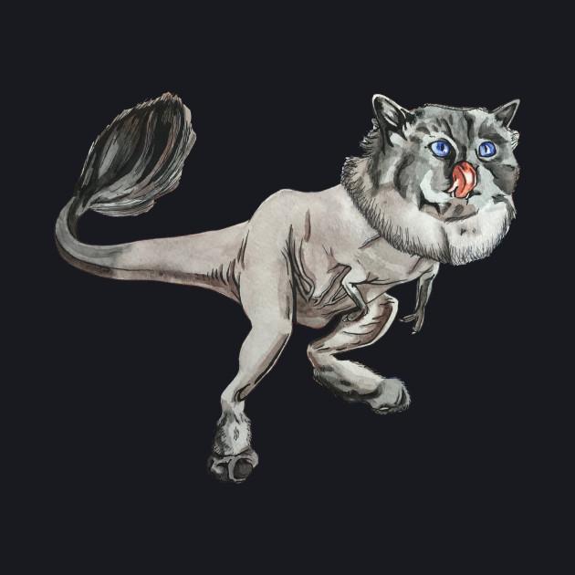 Tyrannosaurus Kitty