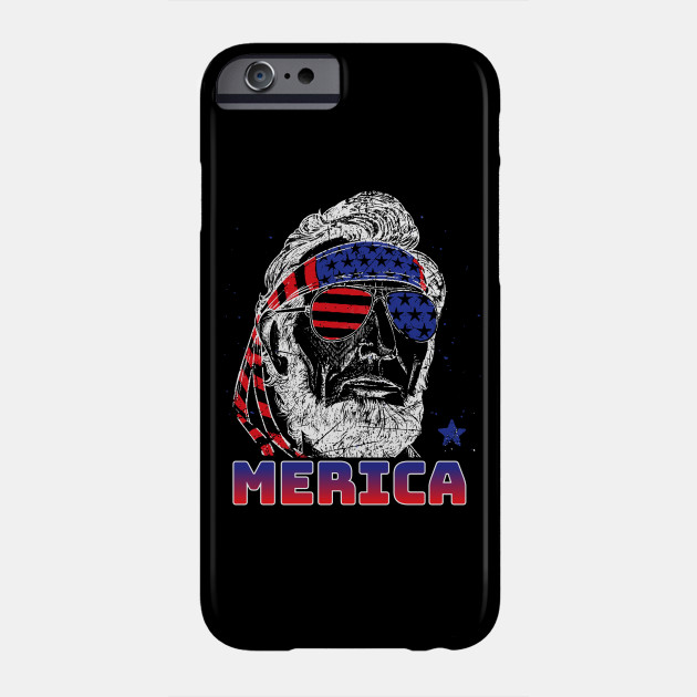 Funny Merica Abe Lincoln 4th Of July Shirt Patriotic Abe Lincoln