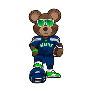 Seattle Navy t-shirts
