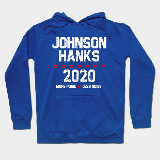 Johnson Hanks 2020 - More Poise Less Noise