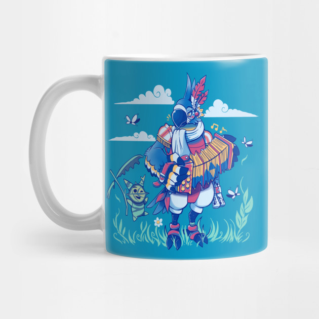 Play the Ancient Song Kass BotW