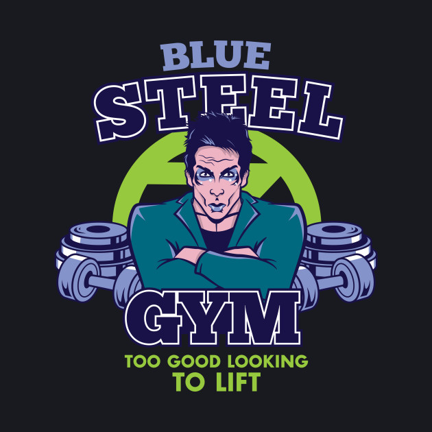 Blue Steel Gym