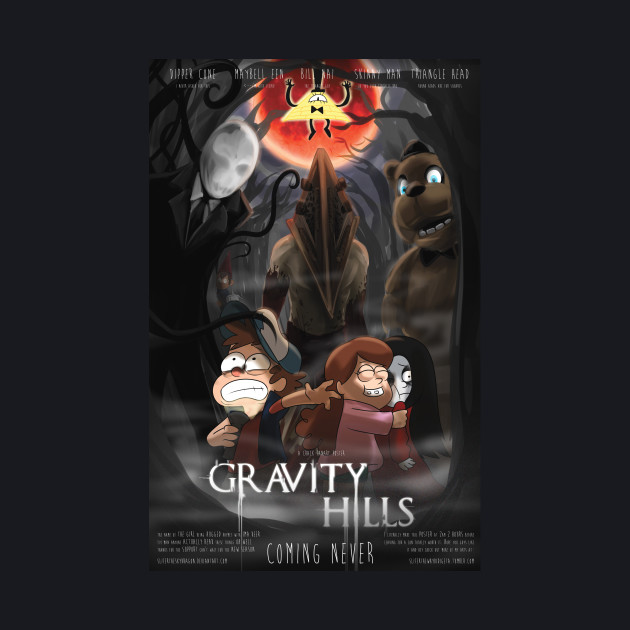 Gravity Hills